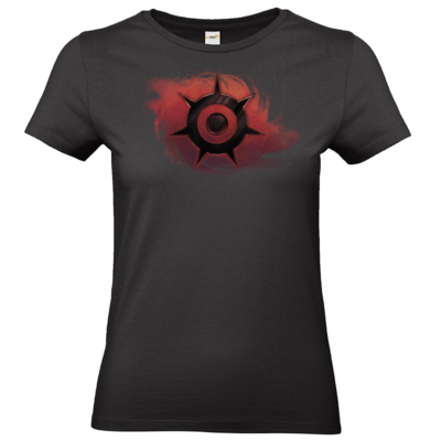 Motiv: T-Shirt Damen Premium FAIR WEAR - Götter und Dämonen - Dämonenkrone