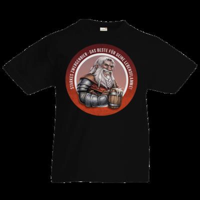 Motiv: Kids T-Shirt Premium FAIR WEAR - Sprüche - Zwergenbier