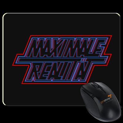 Motiv: Mousepad Textil - Black Series - Maximale Realität