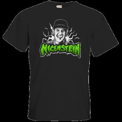 Motiv: T-Shirt Premium FAIR WEAR - Black Series - Nicenstein