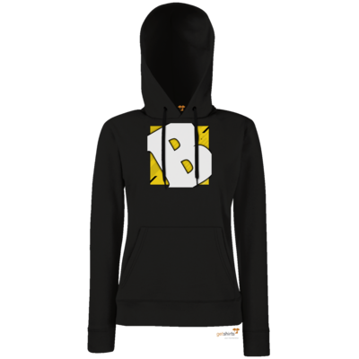 Motiv: Hoodie Damen Classic - Badeschlappen - Logo