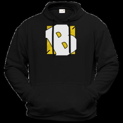 Motiv: Hoodie Premium FAIR WEAR - Badeschlappen - Logo