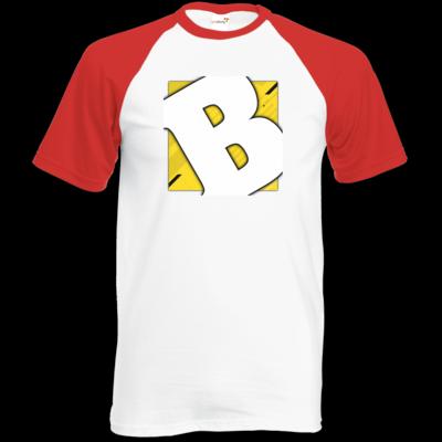 Motiv: Baseball-T FAIR WEAR - Badeschlappen - Logo