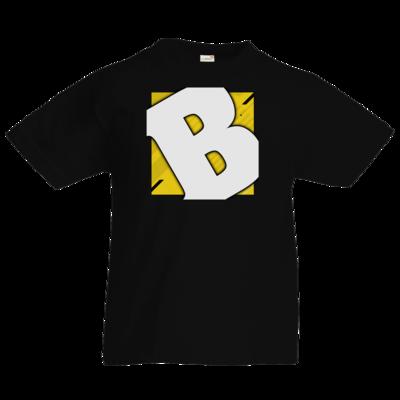 Motiv: Kids T-Shirt Premium FAIR WEAR - Badeschlappen - Logo