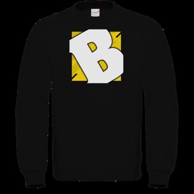 Motiv: Sweatshirt FAIR WEAR - Badeschlappen - Logo