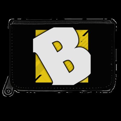 Motiv: Geldboerse - Badeschlappen - Logo