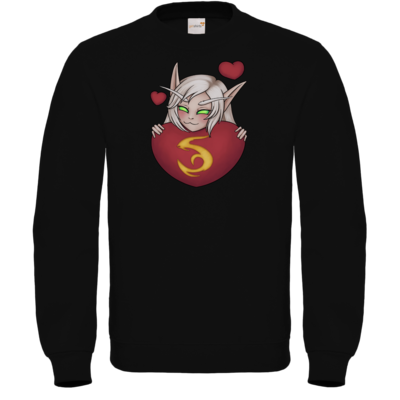 Motiv: Sweatshirt FAIR WEAR - Syrenia - Motiv 1