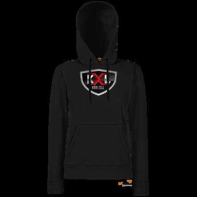 Motiv: Hoodie Damen Classic - Kraxell - Logo