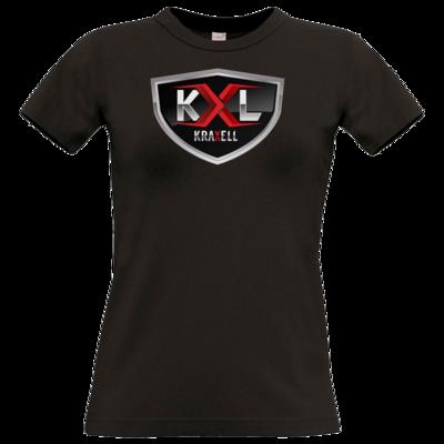 Motiv: T-Shirt Damen Premium FAIR WEAR - Kraxell - Logo