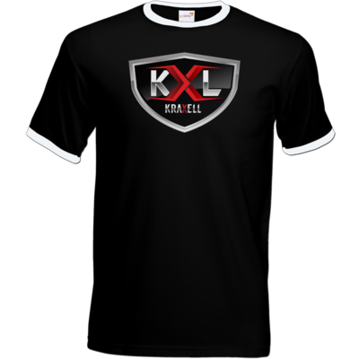 Motiv: T-Shirt Ringer - Kraxell - Logo