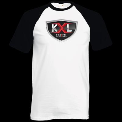Motiv: TShirt Baseball - Kraxell - Logo