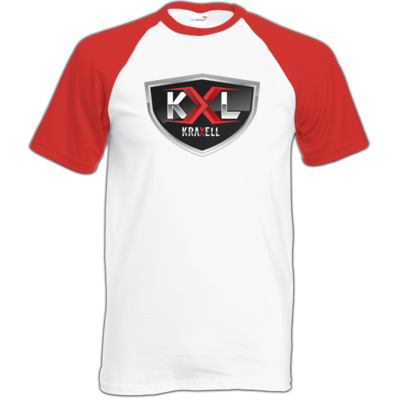 Motiv: Baseball-T FAIR WEAR - Kraxell - Logo