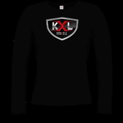 Motiv: Longsleeve Damen FAIR WEAR - Kraxell - Logo