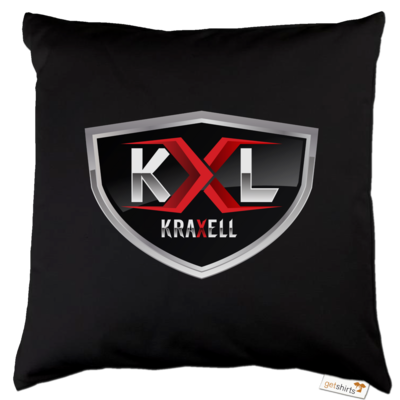Motiv: Kissen Baumwolle - Kraxell - Logo