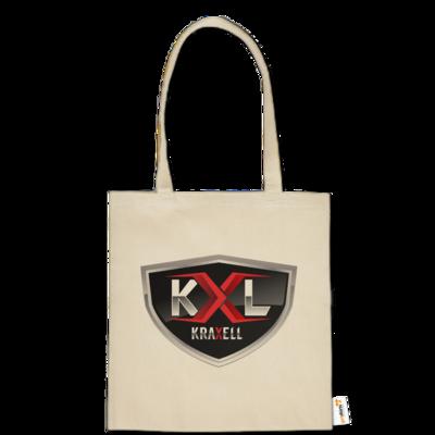 Motiv: Baumwolltasche - Kraxell - Logo