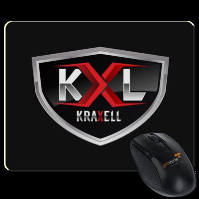 Motiv: Mousepad Textil - Kraxell - Logo