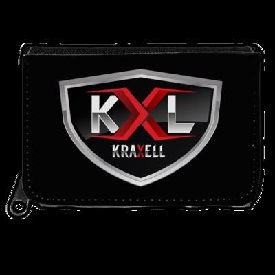 Motiv: Geldboerse - Kraxell - Logo