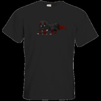 Motiv: T-Shirt Premium FAIR WEAR - Kraxell - Kraxellus