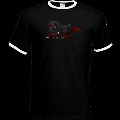 Motiv: T-Shirt Ringer - Kraxell - Kraxellus