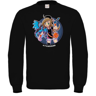 Motiv: Sweatshirt FAIR WEAR - BroGamerView - TeamNad