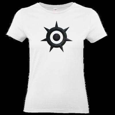 Motiv: T-Shirt Damen Premium FAIR WEAR - Götter und Dämonen - Dämonenkrone solo