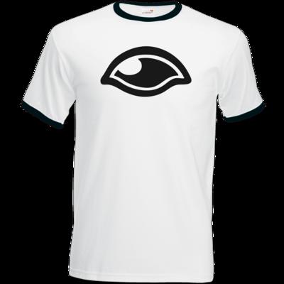 Motiv: T-Shirt Ringer - Logos - Das Schwarze Auge