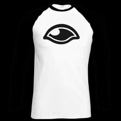 Motiv: Longsleeve Baseball T - Logos - Das Schwarze Auge