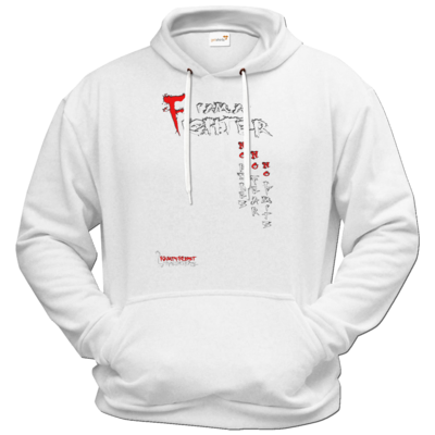 Motiv: Hoodie Premium FAIR WEAR - Kampfkunst Lifestyle - I am a Fighter