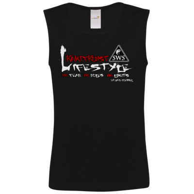 Motiv: Athletic Vest FAIR WEAR - Kampfkunst Lifestyle - Logo 2