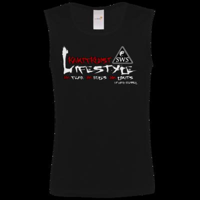 Motiv: Athletic Vest FAIR WEAR - Kampfkunst Lifestyle - Logo 2