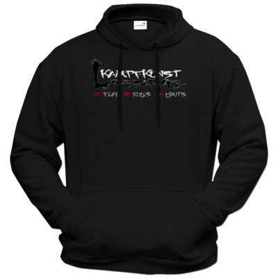 Motiv: Hoodie Premium FAIR WEAR - Kampfkunst Lifestyle - Logo 1