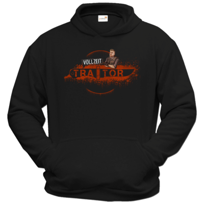 Motiv: Hoodie Classic - Heidelwurst Merch - Curry - Vollzeit Traitor
