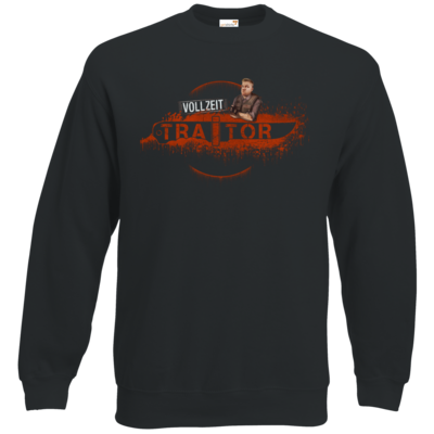Motiv: Sweatshirt Classic - Heidelwurst Merch - Curry - Vollzeit Traitor