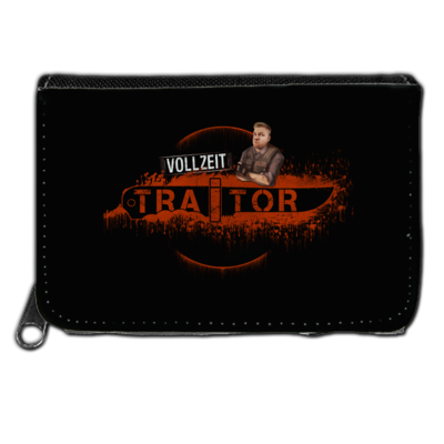Motiv: Geldboerse - Heidelwurst Merch - Curry - Vollzeit Traitor