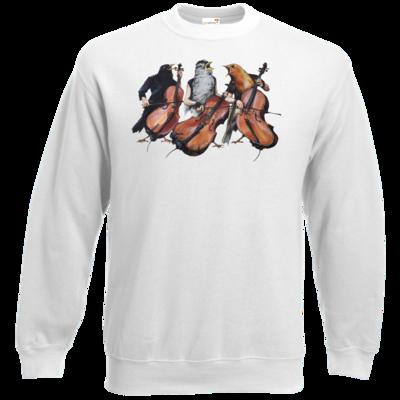 Motiv: Sweatshirt Classic - Vogelmenschen - Akopalützika