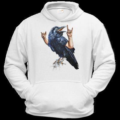 Motiv: Hoodie Classic - Vogelmenschen - Wacköön