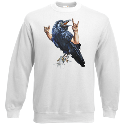 Motiv: Sweatshirt Classic - Vogelmenschen - Wacköön