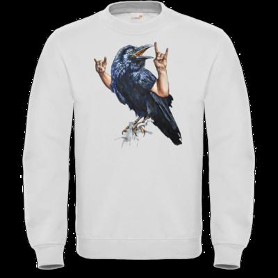 Motiv: Sweatshirt FAIR WEAR - Vogelmenschen - Wacköön