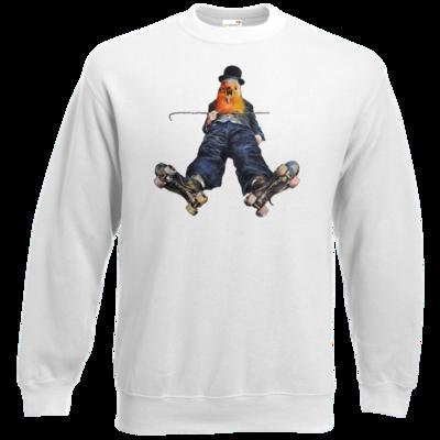 Motiv: Sweatshirt Classic - Vogelmenschen - Chaplinfink