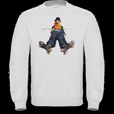 Motiv: Sweatshirt FAIR WEAR - Vogelmenschen - Chaplinfink