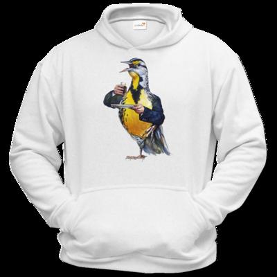 Motiv: Hoodie Classic - Vogelmenschen - Schnapsdrossel