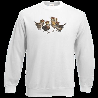 Motiv: Sweatshirt Classic - Vogelmenschen - Quatuor Coronati