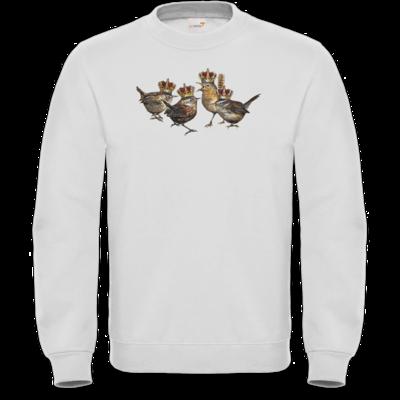Motiv: Sweatshirt FAIR WEAR - Vogelmenschen - Quatuor Coronati