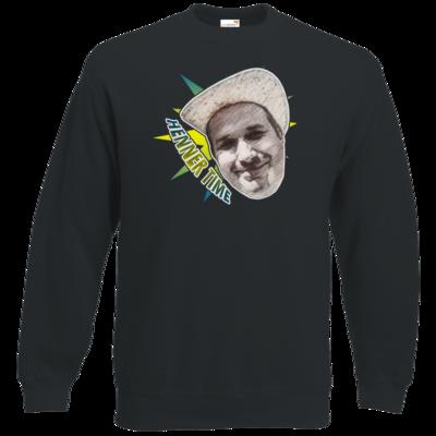 Motiv: Sweatshirt Classic - Henner Time