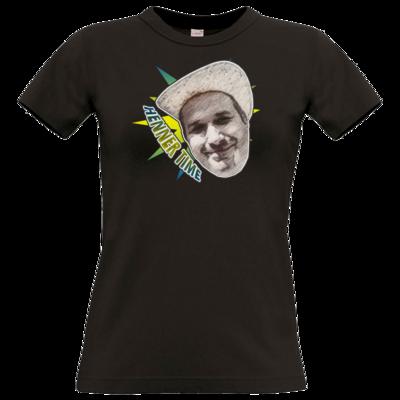 Motiv: T-Shirt Damen Premium FAIR WEAR - Henner Time