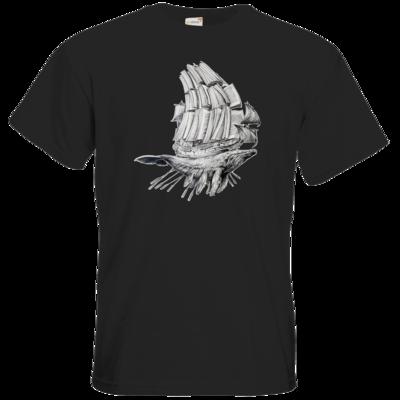 Motiv: T-Shirt Premium FAIR WEAR - Sea Shepherd Support - Buchwal