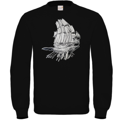 Motiv: Sweatshirt FAIR WEAR - Sea Shepherd Support - Buchwal