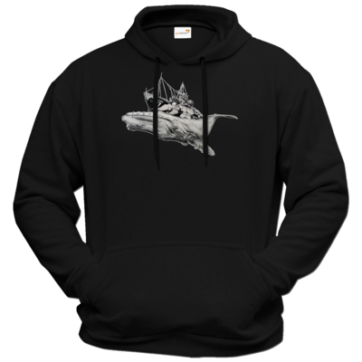 Motiv: Hoodie Premium FAIR WEAR - Sea Shepherd Support - Steve Irwin