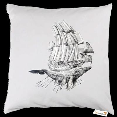 Motiv: Kissen - Sea Shepherd Support - Buchwal