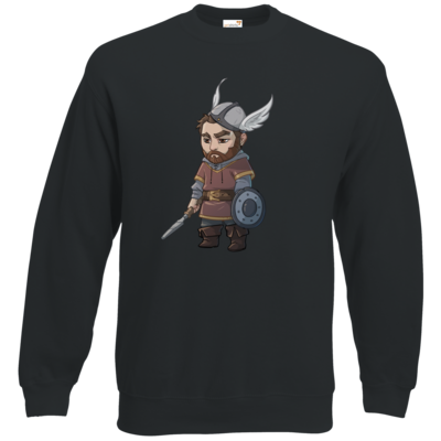 Motiv: Sweatshirt Classic - Let's Plays - Nubor - Chibi